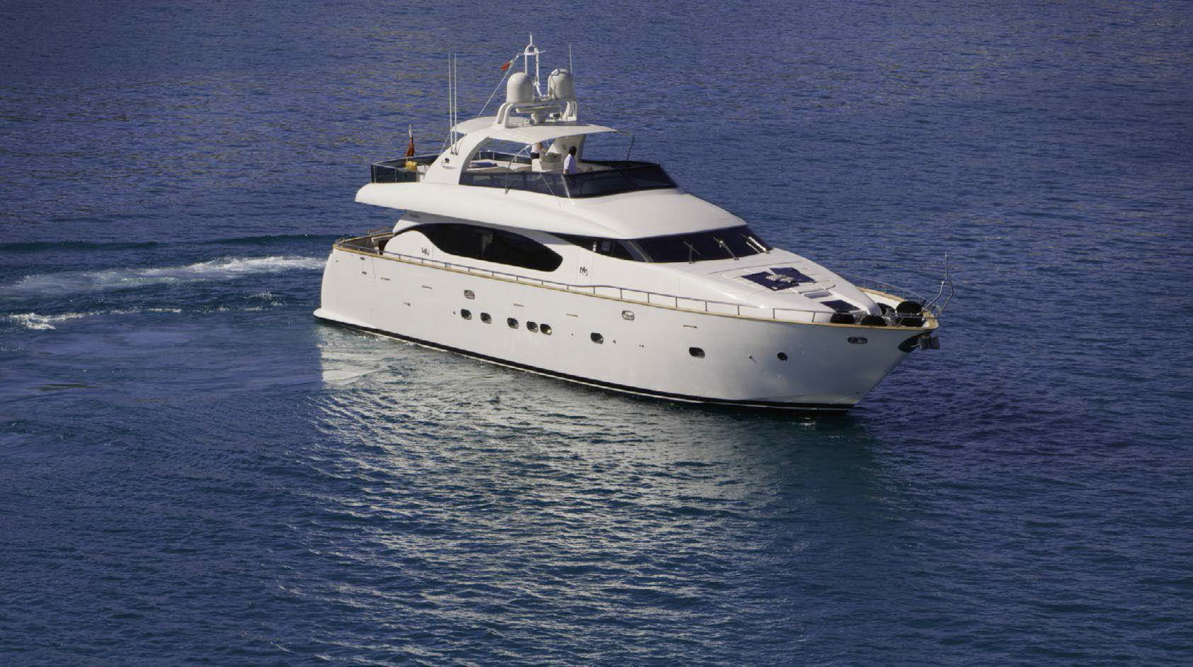 M/Y MEME yacht for charter