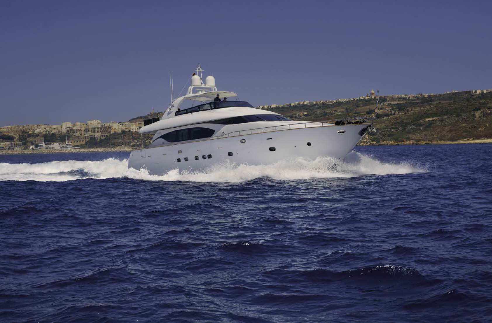 luxury yacht M/Y MEME for charter