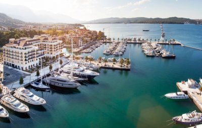 Porto Montenegro Berth yacht sales