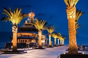 Porto Montenegro Berth yacht