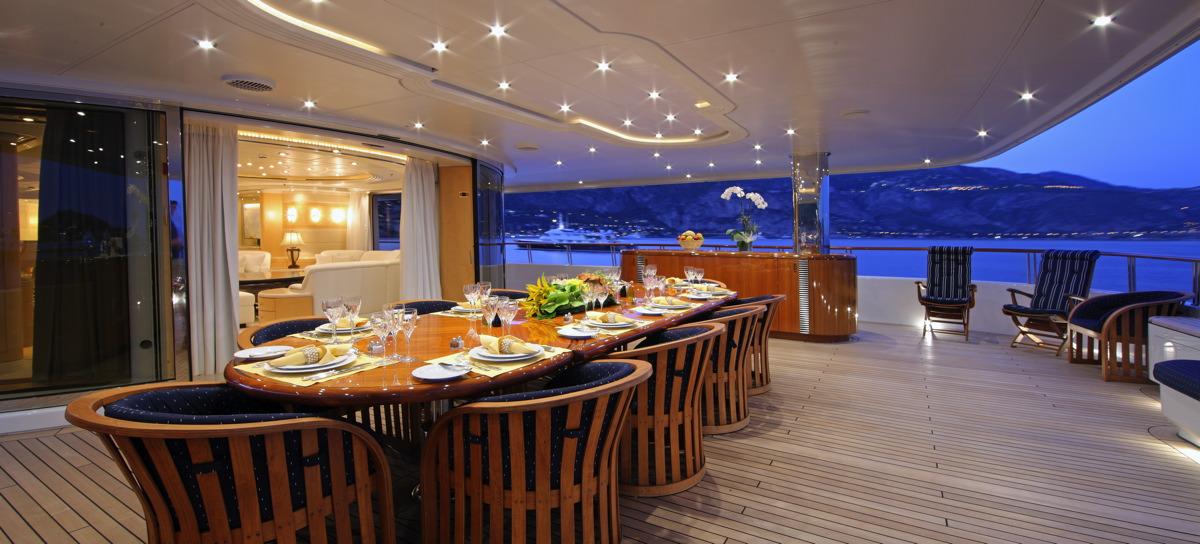 M/Y Capri motor yacht