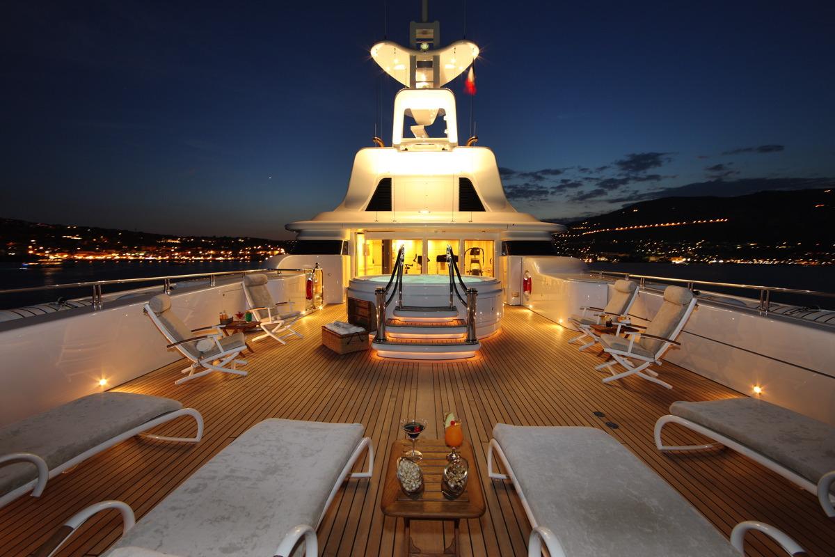 M/Y Capri yacht charter