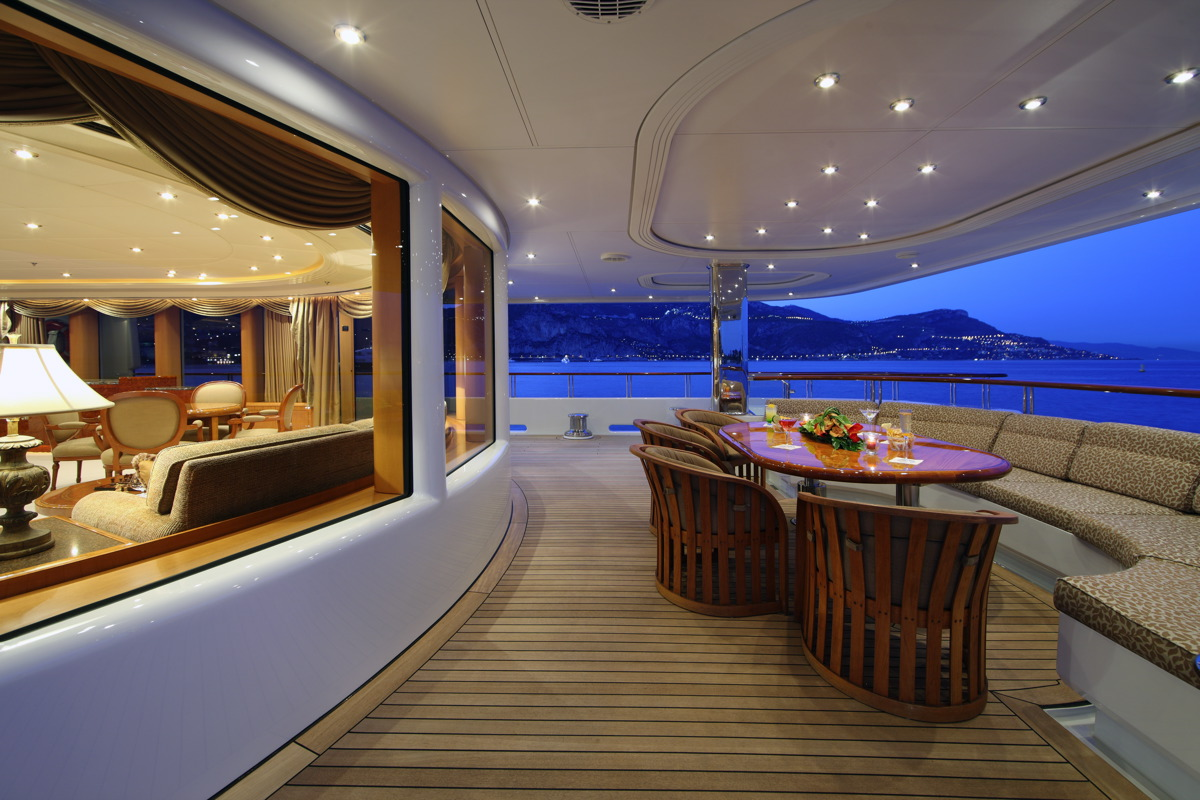Capri yacht charter monaco