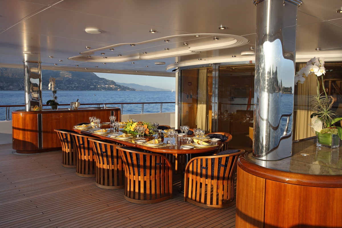 Capri yacht charter fort lauderdale