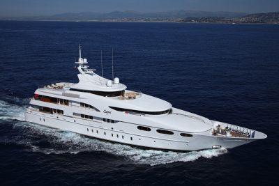 M/Y Capri motor yacht charter