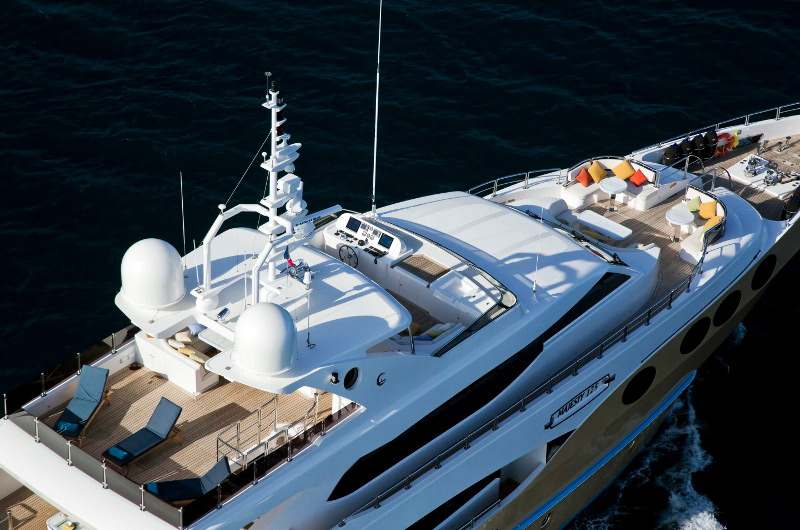 M/Y Marina Wonder luxury motor yacht for charter