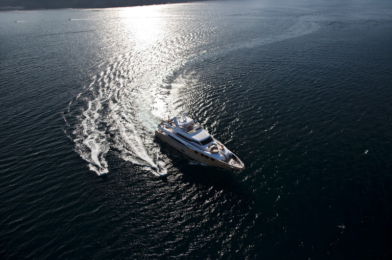 marina wonder motor yacht for charter