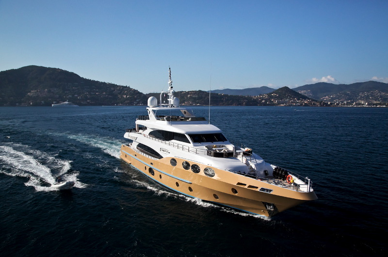 M/Y MARINE WONDER yacht for charter
